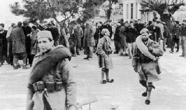 Τι ηταν οι ταγματασφαλίτες γνωστοί και ως γερμανοτσολιάδες;