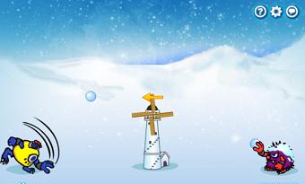 Snowball χιονοπόλεμος – Παιχνίδι