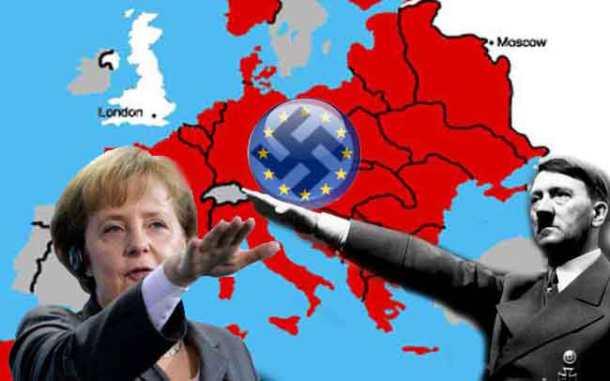 Από τον Χίτλερ στην Μέρκελ…Σαν να μην πέρασε μιά μέρα!