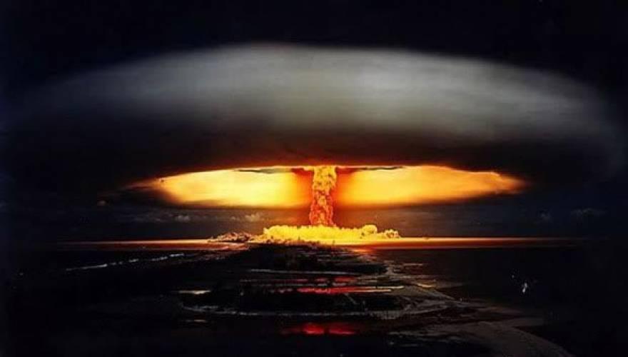 """ΑΠΟΚΑΛΥΨΗ:Πρώην αστροναύτης της NASA :""""Τον πυρηνικό πόλεμο στη Γη σταμάτησαν οι εξωγήινοι"""""""