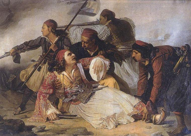 Ο εμφύλιος διχασμός πού κόντεψε να χαλάσει την επανάσταση το 1823