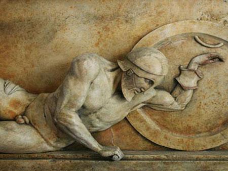 Μάχη του Μαραθώνα το 490 π.χ. Η μάχη των μαχών
