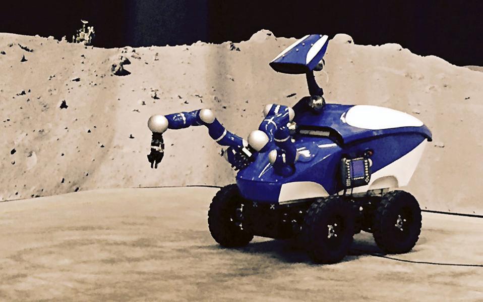 Νέοι κόσμοι στο Διάστημα μέσω της τεχνολογίας αφής