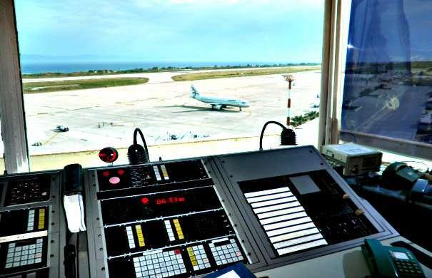 Ο πρώτος πύργος ελέγχου αεροδρομίου χωρίς… ελεγκτές είναι γεγονός!