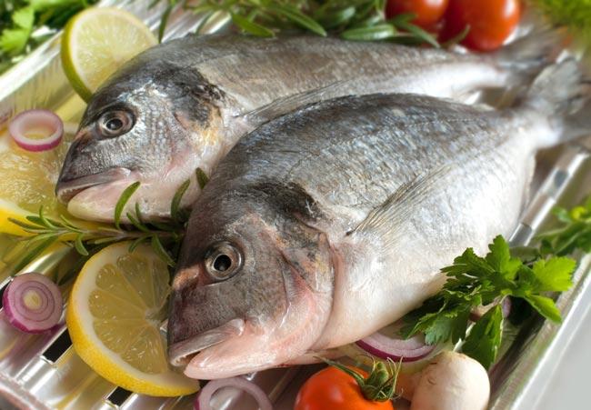 Η κατανάλωση πολλών ψαριών βοηθά στην μείωση εμφάνισης κατάθλιψης