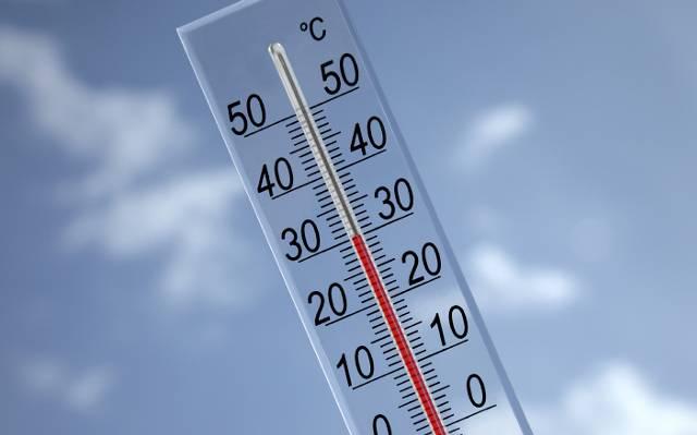 Αύξηση ρεκόρ της θερμοκρασίας το 2016