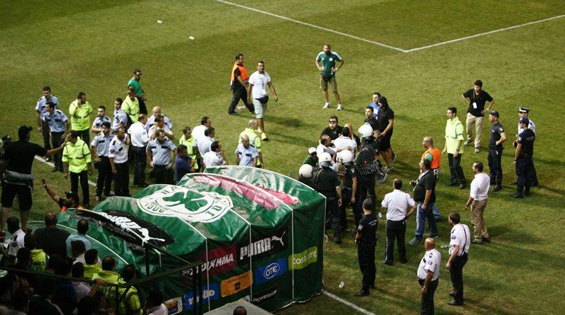 Έρχεται βαριά καμπάνα από την UEFA στον Παναθηναϊκό