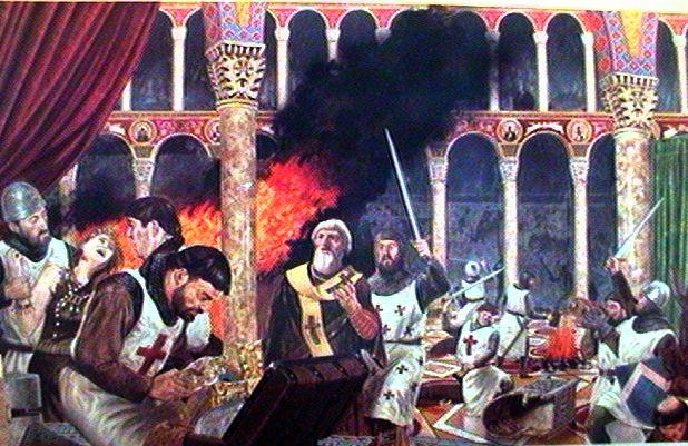 Γιατί σβήστηκε η άλωση του 1204 απο την Εθνική μας μνήμη;