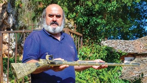 Βρέθηκε το καριοφίλι του Αλή Πασά και επέστρεψε στο νησί των Ιωαννίνων