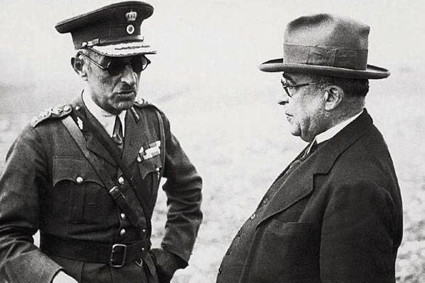 Η σημαντική συνάντηση Παπάγου – Μεταξά το 1936