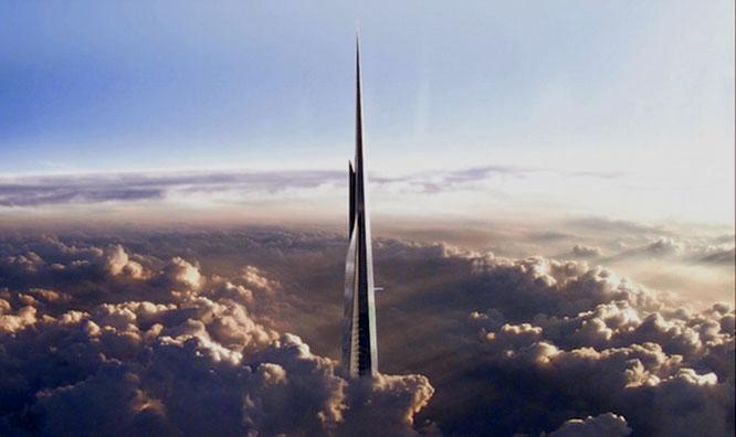 Πύργο ύψους του ενός χιλιομέτρου φτιάχνουν στην Τζέντα
