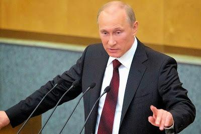 Το μεγάλο ΟΧΙ του Πούτιν στην ομοφιλοφιλία γιατί θέλει να φτιάξει εθνος και οχι συνοθύλεμα