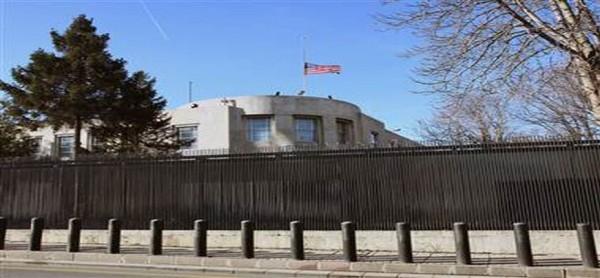 Κλείνει η πρεσβεία των ΗΠΑ στην Άγκυρα φοβούμενη τρομοκρατικό χτύπημα