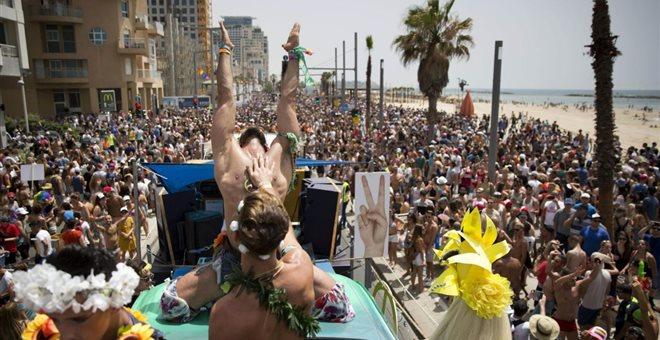 Πορεία μαμούθ 200.000 ομοφιλόφιλων στο Ισραήλ! Σε γενική σήψη ο πλανήτης