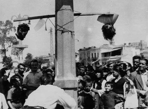 Ο πραγματικός θάνατος του Αρη Βελουχιώτη είναι ο αποκεφαλισμός του;