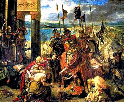 Άλωση Κωνσταντινούπολης από Σταυροφόρους 1204