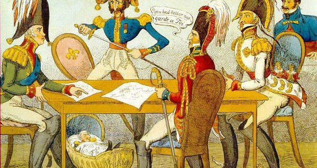 Η Ρωσσία στην Ελληνική επανάσταση του 1821