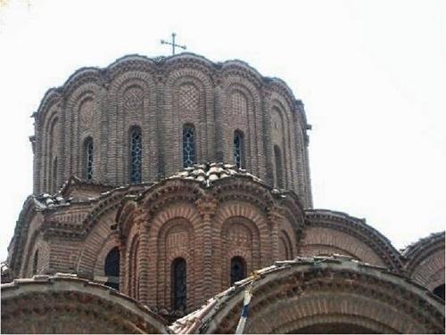 Η Θεσσαλονίκη την εποχή του Βυζαντίου