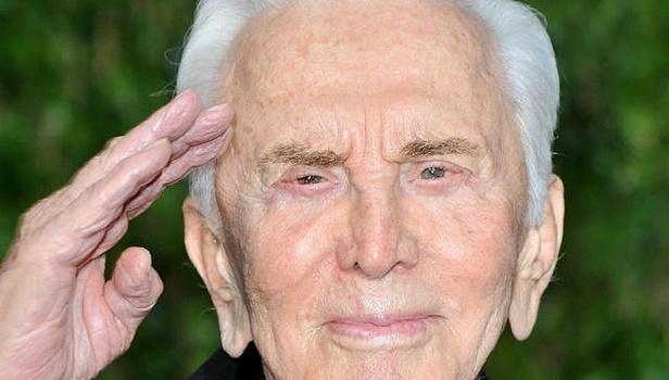 Ο Κερκ Ντάγκλας γίνεται 100 ετών