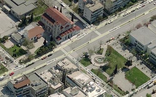 Ελαιώνας στο κέντρο της Θεσσαλονίκης προσεχώς