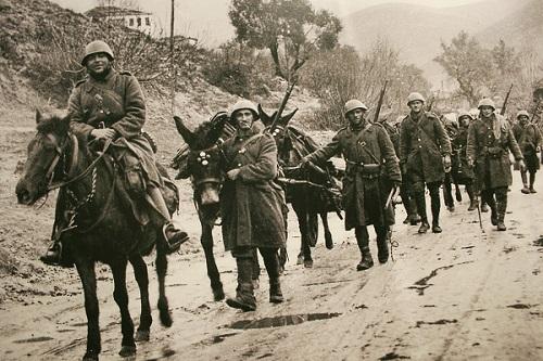 Η μικρή ελλάδα νίκησε μιά αυτοκρατορία το 1940