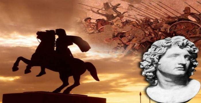 Τον μέγα Αλέξανδρο ζωγράφιζαν στον μεσαίωνα με πανοπλία ιππότη