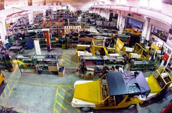 Ξεκινάει η παραγωγή των PONY με 6000 αυτοκίνητα το χρόνο