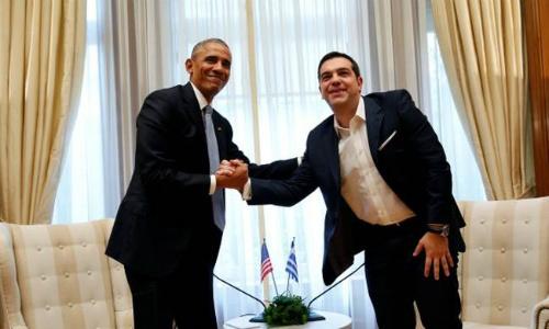 Γιατί ήρθε ο Ομπάμα στην Ελλάδα;