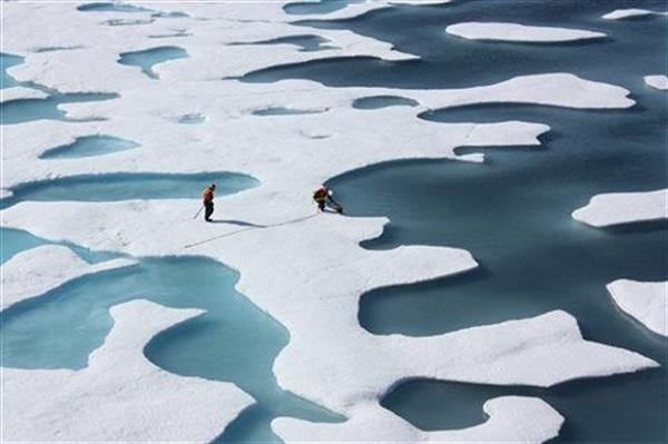 Η Αρκτική «θα μείνει χωρίς καθόλου πάγο» το καλοκαίρι του 2045
