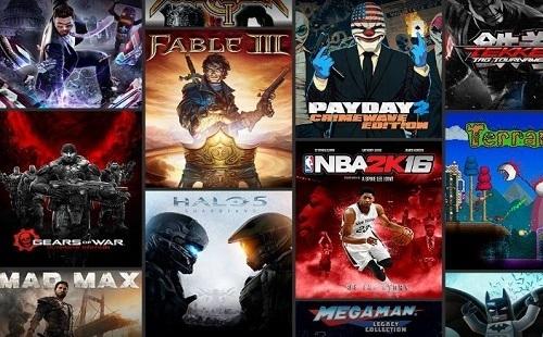 Στις αρχές Ιουνίου λανσάρεται η υπηρεσία Xbox Game Pass