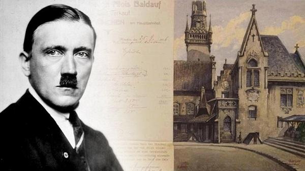 Σε δημοπρασίες πωλούνται οι πίνακες ζωγραφικής του Χίτλερ