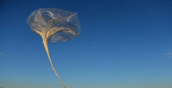 Αυτό το αερόστατο θα μας δείξει αν υπάρχουν εξωγήινοι