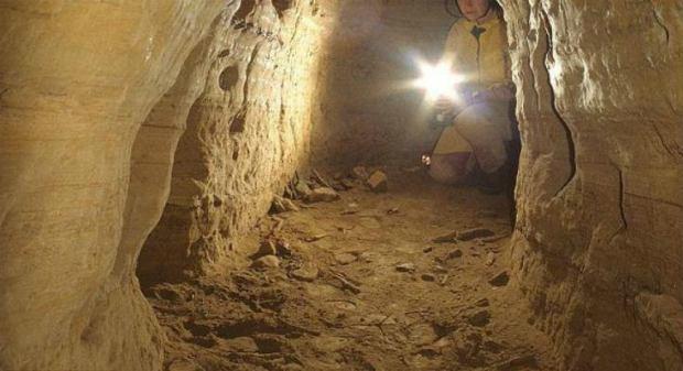 Βρέθηκαν υπόγειες σήραγγες 12.000 ετών με διαδρομή Σκωτία Τουρκία