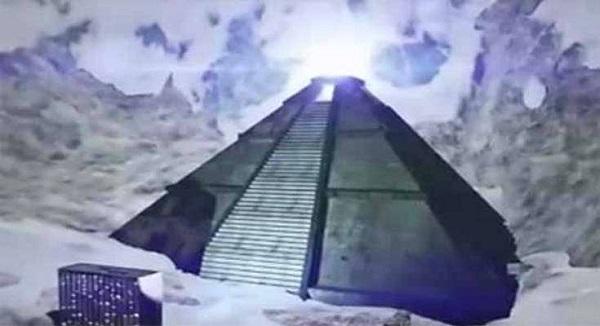 Υπάρχουν πυραμίδες στην Ανταρκτική;