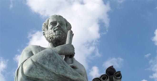 Ο Αριστοτέλης και οι τελευταίες επιθυμίες του