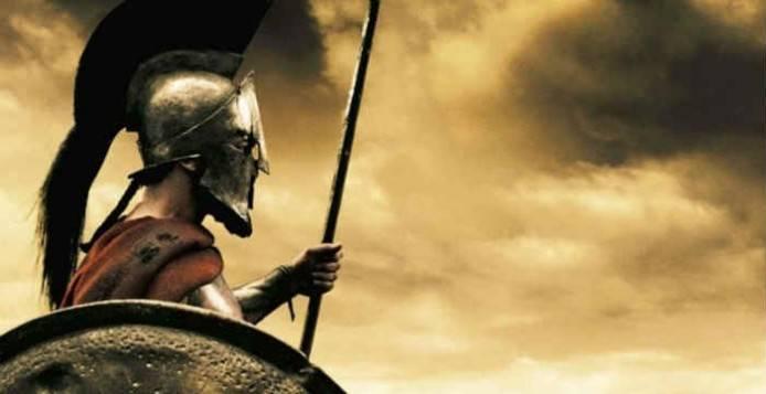 Οι αρχαίοι Σπαρτιάτες ποτέ δεν ρωτούσαν πόσοι ήταν οι εχθροί, αλλά που ήταν