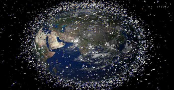 Τα διαστημικά σκουπίδια μπορούν να προκαλέσουν αστάθεια στην γη