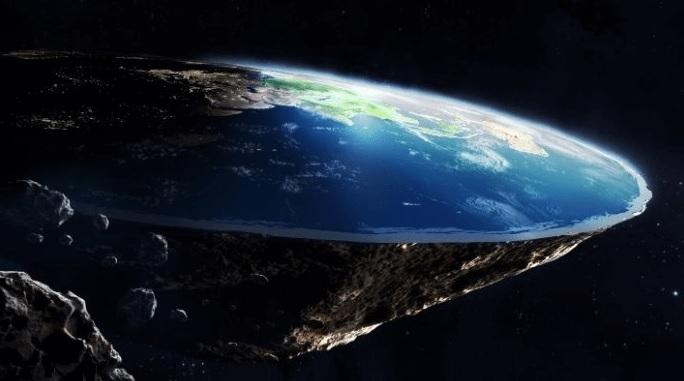 Κι όμως υπάρχουν άνθρωποι που πιστεύουν ότι η γη είναι επίπεδη