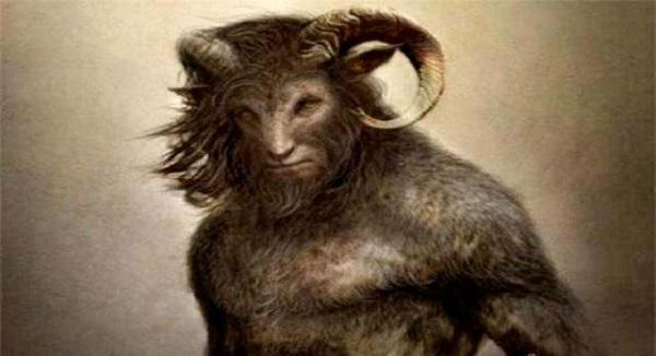 Ο θρύλος του Goatman! Ο άνθρωπος με κέρατα και μορφή κατσίκας