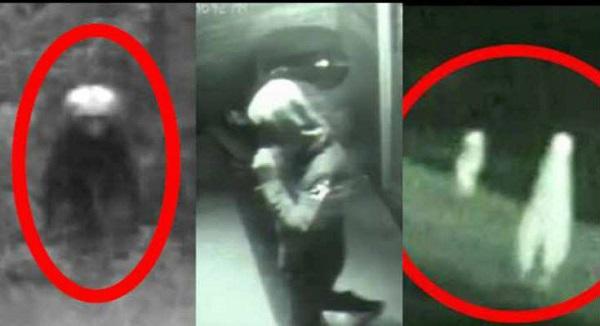 Παράξενα βίντεο πού τα κατέγραψαν κάμερες ασφαλείας