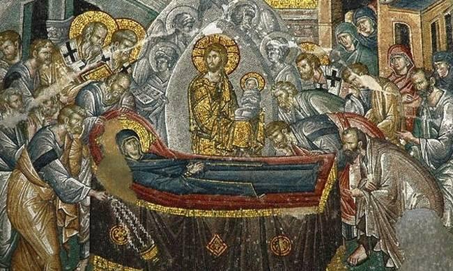 Ο βίος της Παναγίας και η ηλικία που κοιμήθηκε