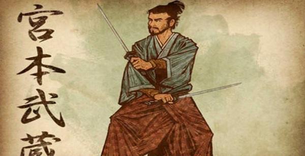 Ο θρυλικός σαμουράι που εμπνεύστηκε τις μάχες με το διπλό κατάνα!