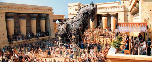 Η Τροία δεν είναι μύθος! Επεσε το 1218 π.χ και ο Οδυσσέας ταξιδεψε 11 χρόνια