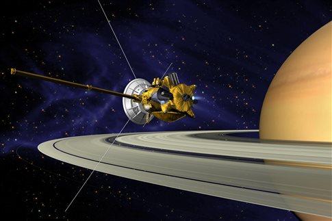 Το Cassini είναι έτοιμο να κάνει έφοδο στον Κρόνο