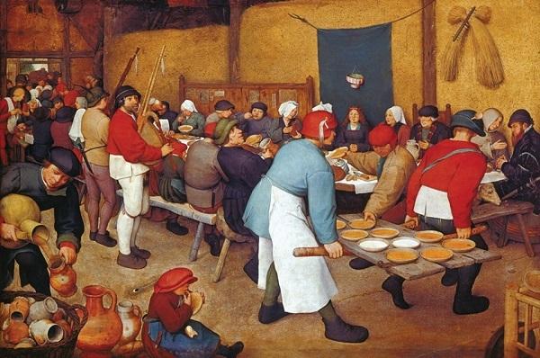 Η απλυσιά στον Μεσαίωνα ήταν κανόνας