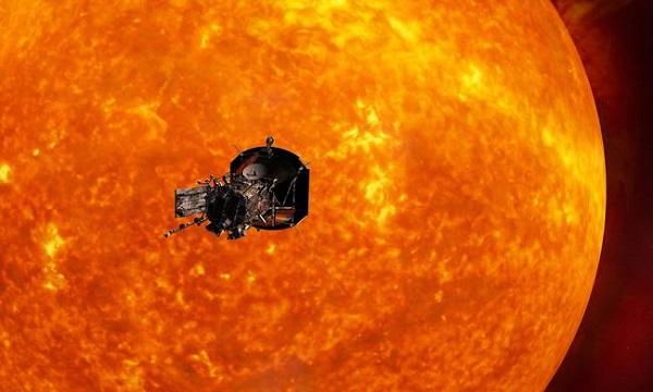 Σκάφος στον ήλιο έστειλε η NASA