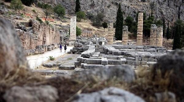 Σε σεισμικά ρήγματα εφτιαχναν ναούς οι αρχαίοι έλληνες
