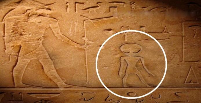 Η αρχαία Αίγυπτος και οι εξωγήινοι