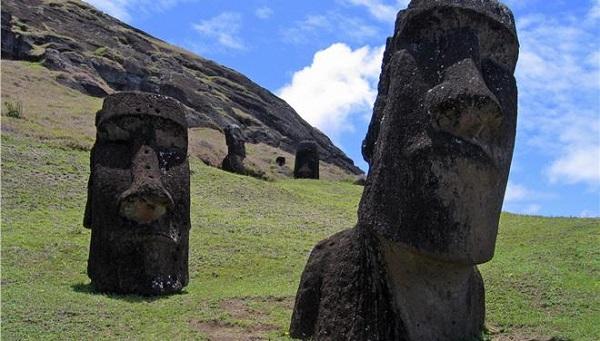 Οι πρώτοι κάτοικοι στην νήσο Πάσχα