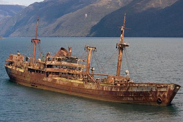 Πλοίο εξαφανίστηκε το 1925 στο τρίγωνο των Βερμούδων..Το βρήκαν σήμερα